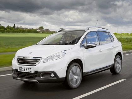 2013 Peugeot 2008 - UK version 5