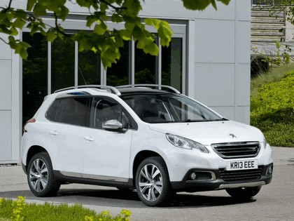 2013 Peugeot 2008 - UK version 6