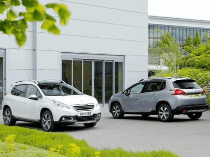 2013 Peugeot 2008 - UK version 7