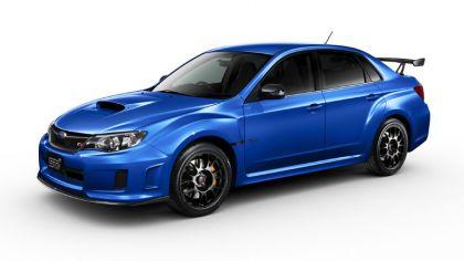 2013 Subaru Impreza WRX STI tS Type RA - Japan version 4