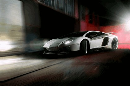 2013 Lamborghini Aventador LP700-4 Torado by Novitec 8