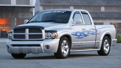 2002 Dodge Ram Quad Cab by Xenon 2