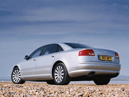 2005 Audi A8L ( D3 ) 6.0 Quattro - UK version 2