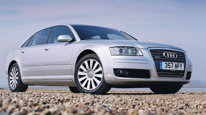 2005 Audi A8L ( D3 ) 6.0 Quattro - UK version 6