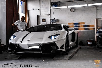 2013 Lamborghini Aventador LP900 SV Limited Edition by DMC 4