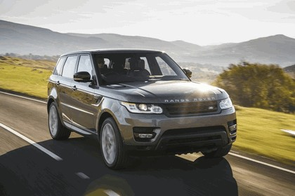 2013 Land Rover Range Rover Sport V8 Supercharged 3