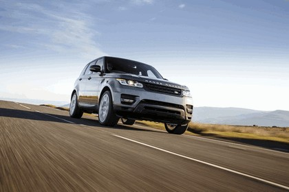 2013 Land Rover Range Rover Sport V8 Supercharged 5