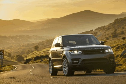 2013 Land Rover Range Rover Sport V8 Supercharged 7