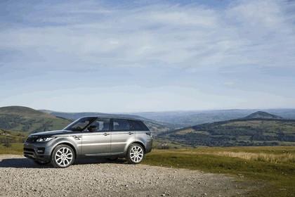 2013 Land Rover Range Rover Sport V8 Supercharged 8