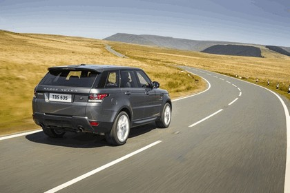2013 Land Rover Range Rover Sport V8 Supercharged 9