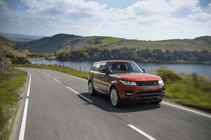 2013 Land Rover Range Rover Sport V8 Supercharged 29