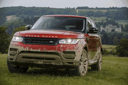 2013 Land Rover Range Rover Sport V8 Supercharged 56