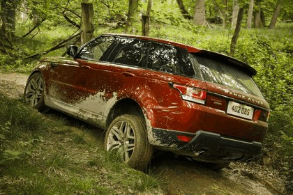 2013 Land Rover Range Rover Sport V8 Supercharged 57