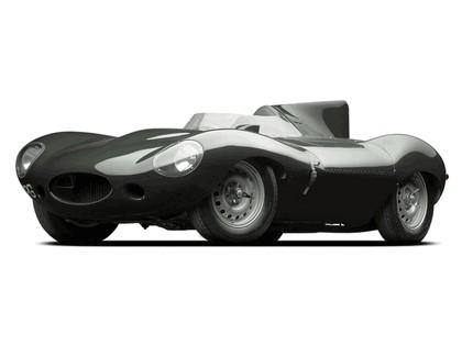 1955 Jaguar D-Type 4