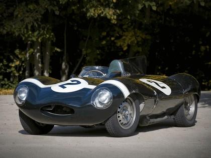 1955 Jaguar D-Type 8