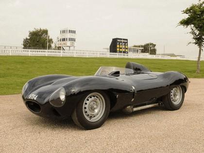 1955 Jaguar D-Type 10