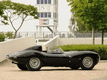 1955 Jaguar D-Type 11