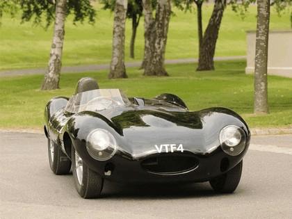 1955 Jaguar D-Type 16
