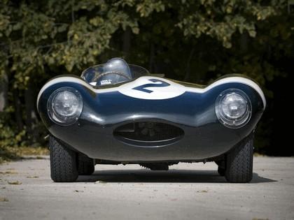 1955 Jaguar D-Type 18