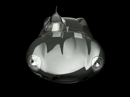 1955 Jaguar D-Type 19