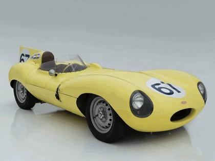 1955 Jaguar D-Type 20