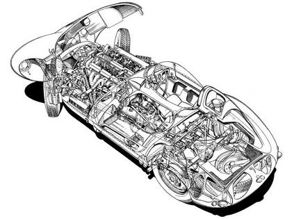1955 Jaguar D-Type 21