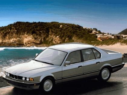 1986 BMW 735i ( E32 ) - USA version 1