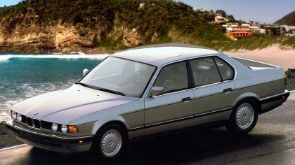 1986 BMW 735i ( E32 ) - USA version 7