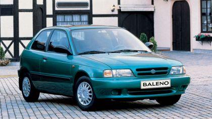 1995 Suzuki Baleno hatchback 1