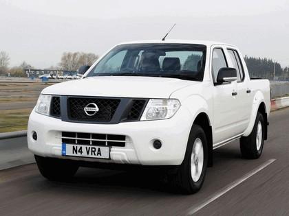 2013 Nissan Navara Visia Double Cab - UK version 1