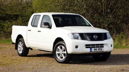 2013 Nissan Navara Visia Double Cab - UK version 4