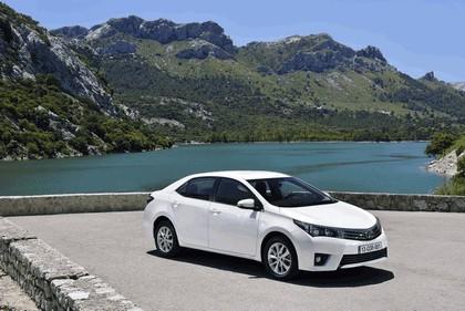 2013 Toyota Corolla - Europe version 1