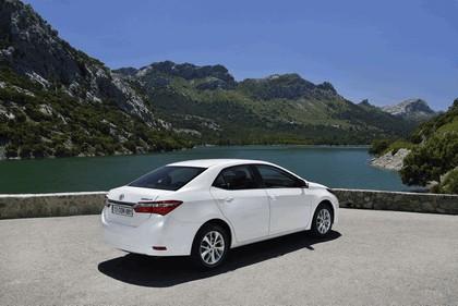 2013 Toyota Corolla - Europe version 2