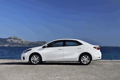 2013 Toyota Corolla - Europe version 8