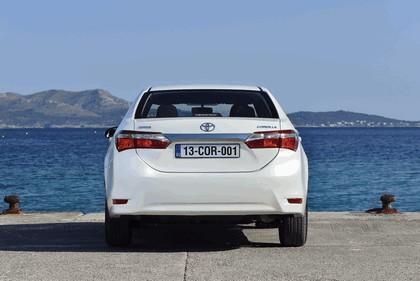 2013 Toyota Corolla - Europe version 9