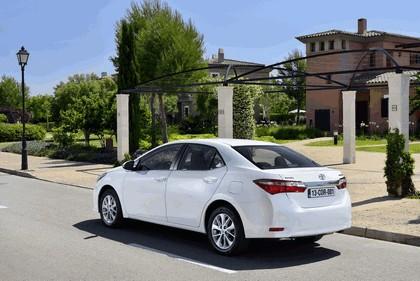 2013 Toyota Corolla - Europe version 12