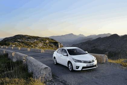 2013 Toyota Corolla - Europe version 14