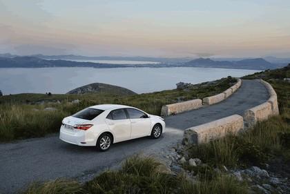 2013 Toyota Corolla - Europe version 15