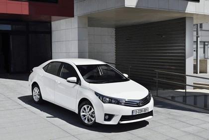 2013 Toyota Corolla - Europe version 16