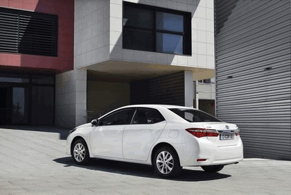 2013 Toyota Corolla - Europe version 17