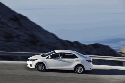 2013 Toyota Corolla - Europe version 23