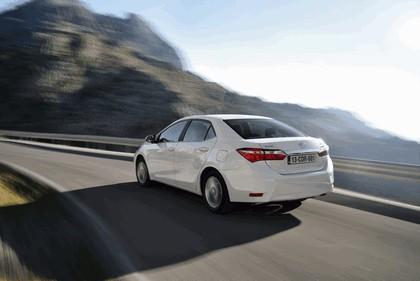 2013 Toyota Corolla - Europe version 24