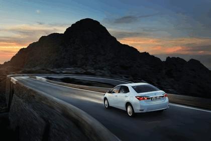 2013 Toyota Corolla - Europe version 26
