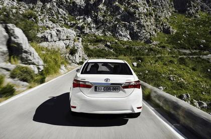 2013 Toyota Corolla - Europe version 30