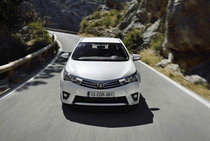 2013 Toyota Corolla - Europe version 31
