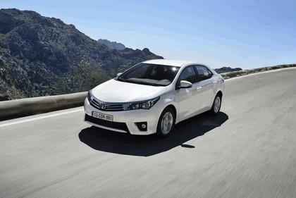 2013 Toyota Corolla - Europe version 36
