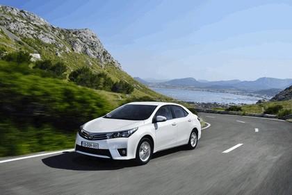 2013 Toyota Corolla - Europe version 37