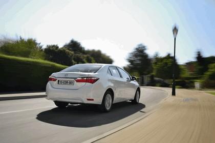 2013 Toyota Corolla - Europe version 42