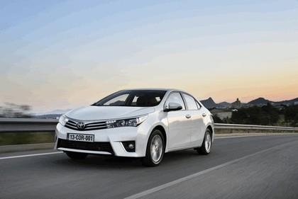 2013 Toyota Corolla - Europe version 48