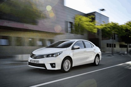 2013 Toyota Corolla - Europe version 51
